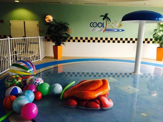 Hilton Garden Inn Chicago O'Hare Airport: Children's Pool