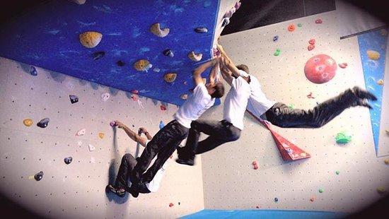 High Sports Plymouth Climbing Centre