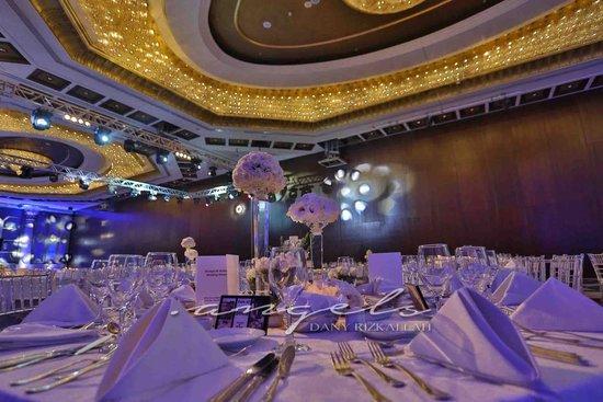 Hilton Beirut Habtoor Grand: emirates hall