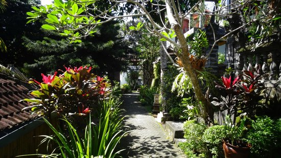 B&B Home Stay Griya Jungutan: Entrance