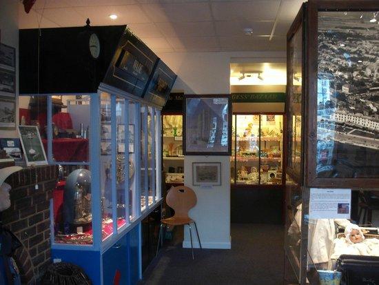 Bognor Regis Museum: Inside view