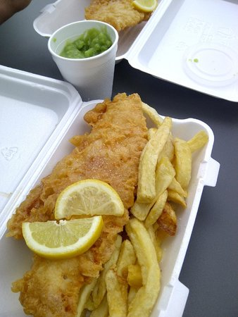 Little Chippy: Done to perfection!