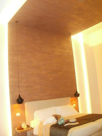 Hotel Bretagna: Annex is more boutique than classic.
