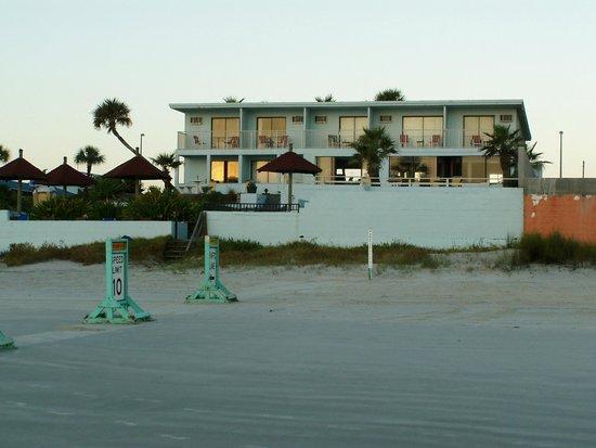 Dream Inn From The Beach