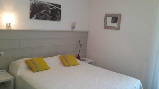 Hotel du Globe: Standard room