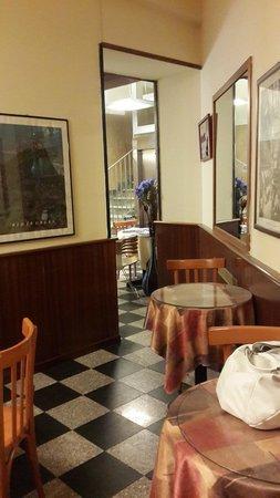 Hotel Rio: зал для завтрака