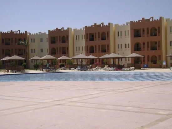 SUNRISE Select Royal Makadi Resort : Basen