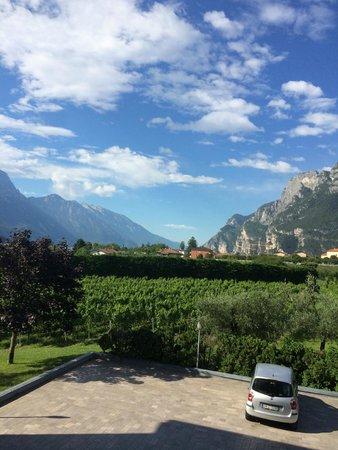 Hotel Al Maso: Utsikt fra rommet