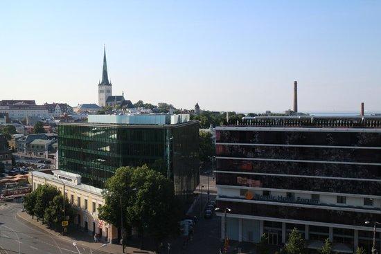 Original Sokos Hotel Viru: Old Town View