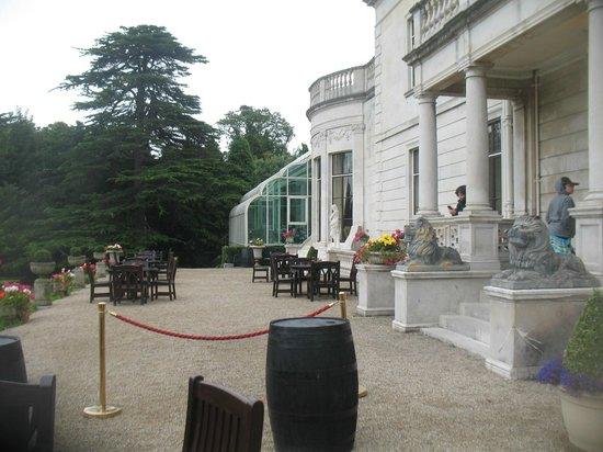 Radisson Blu St. Helen's Hotel, Dublin: Rear of hotel