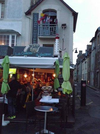 Tres Bon Restaurant Rennes Fruits Mer