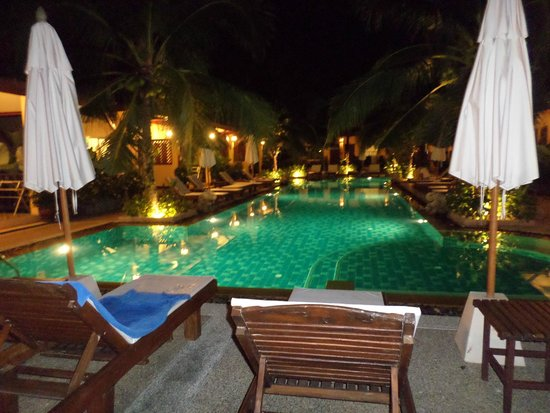 Le Piman Resort: piscine
