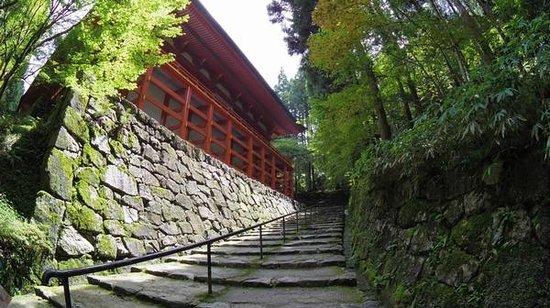 Hieizan Enryaku-ji Temple : 横川中堂
