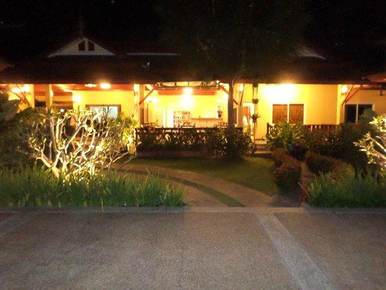 Le Piman Resort: réception