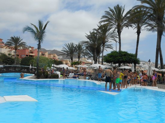 Melia Jardines del Teide : piscina