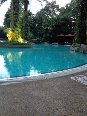 Sama-Sama Hotel KL International Airport: Swimming pool