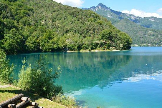 Valle di Ledro : Lake Ledro