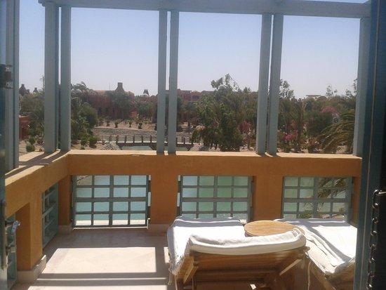 Sheraton Miramar Resort El Gouna: Lagoon view