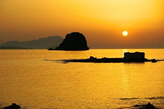 Nefeli Sunset Studios: Nefeli sunset
