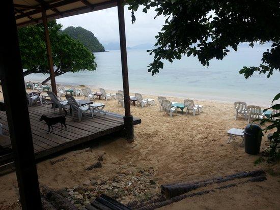 The Beach Shack : beautiful place!