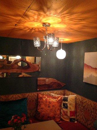 Castillo: Colour and comfort our interior