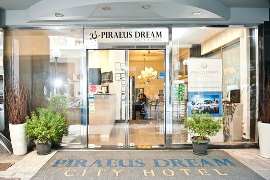 Piraeus Dream City Hotel: ΕΙΣΟΔΟΣ