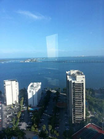 Four Seasons Hotel Miami: View from the 27th floor