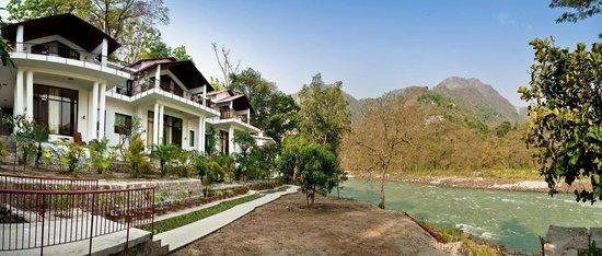 Glasshouse on the Ganges