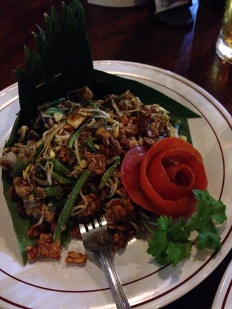 Warung Eny: Gado Gado was quite delicious. This little place is like having a home cooked meal. This place i