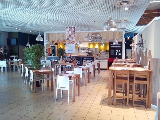 Resto Alinea Fleville Devant Nancy Restaurant Reviews