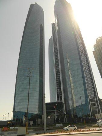 Arabian Adventures: Abu Dhabi