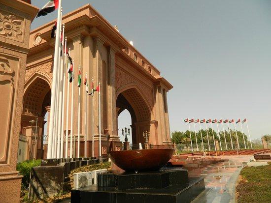 Arabian Adventures: Emirates Palace Gate