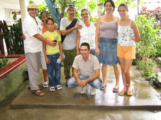 Casa Lucilo y Nirma: Wieder ein Abschied