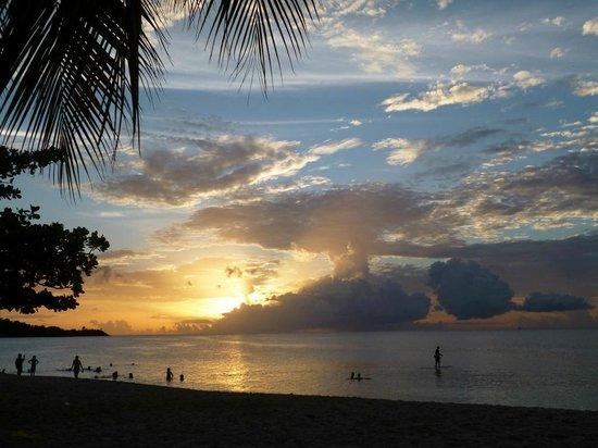 Coyaba Beach Resort: Skyline