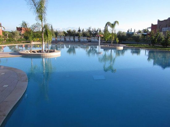 Residence Habiba: Propre et calme... Un vrai petit coin de paradis...