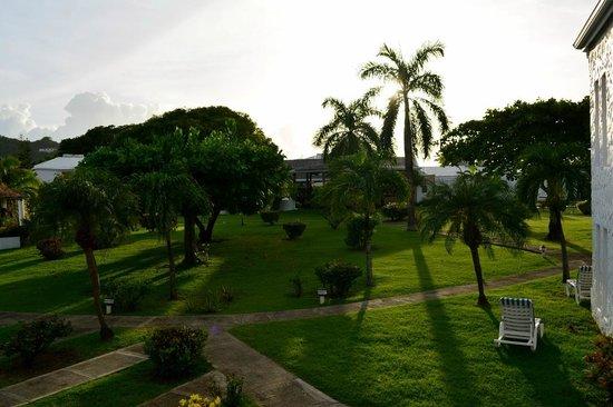 Coyaba Beach Resort: View from room