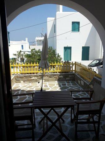Archipelagos Studios: terrazza