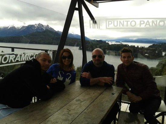 Punto Panoramico (Mirador & Bar): terraza