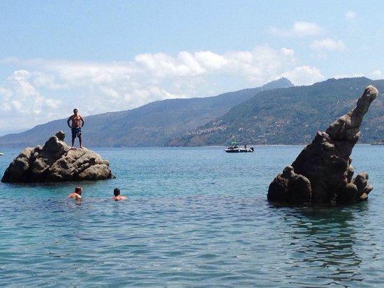 Spiaggia Caldura : Caldura