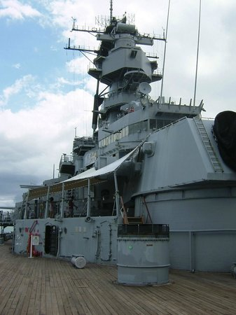 Battleship Missouri Memorial: 戦艦ミズーリ記念館