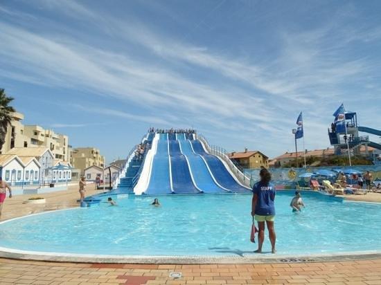 Vieira de Leiria, Portugal: Aquapark Hotel Cristal Praia da Vieiria