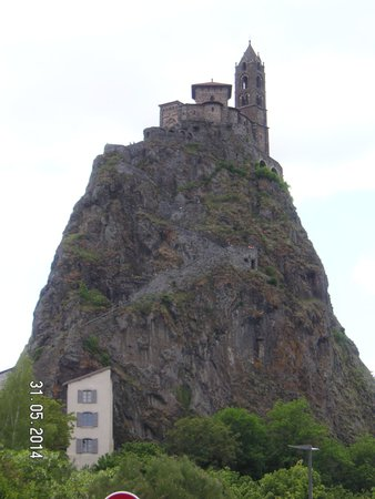 Chapelle Saint-Michel d'Aiguilhe : Chapelle Saint-Michel