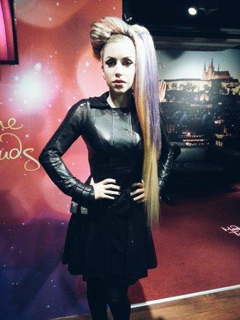 Madame Tussauds Prague : Lady Gaga