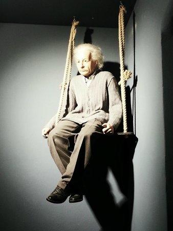 Madame Tussauds Prague : Albert Einstein