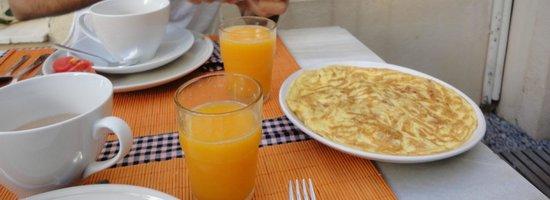 Marakasa B&b: desayuno