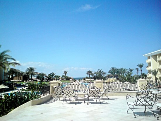 Royal Thalassa Monastir : The Royal Thalassa beautiful