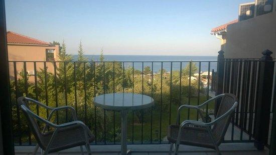 Livadaki Village Hotel : Balcony view