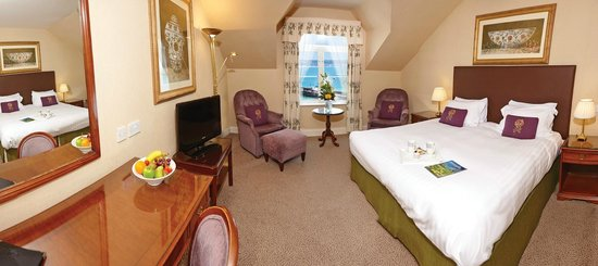 Somerville Hotel: Classic Sea View room