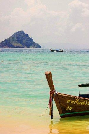 Holiday Inn Resort Phi Phi Island : Fantastic view