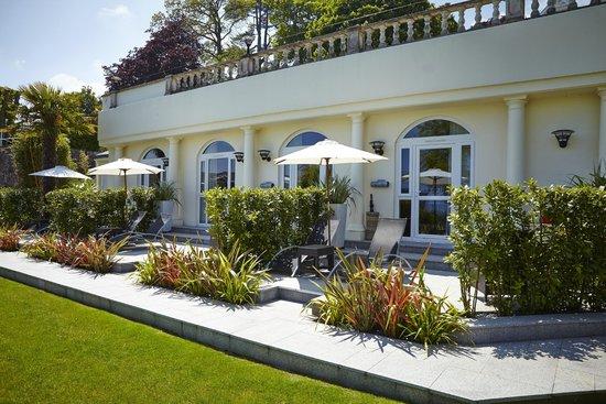 Somerville Hotel: Superior Garden Sea View rooms